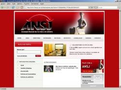 Em Reuni�o Conjunta Nacional, Ansj E Fenasj Lan�a Novos Sites Na Internet